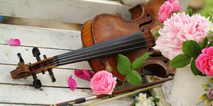 Velikonoční varhanní koncert se zpěvem a lesním rohem