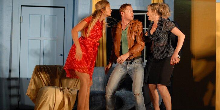 Divadelní představení Běž za svou ženou