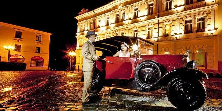 Jaro v Orlických horách: wellness romantika pro dva v hotelu Havel