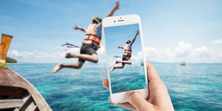 Fotografický workshop: Pořiďte dobré snímky jen se svým iPhonem