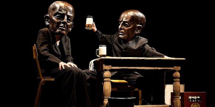 Dvě křehké dívky, basa piv a havlova audience beze slov