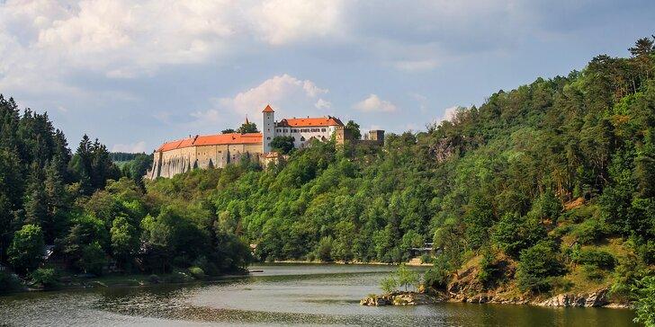 Soukromá chalupa nedaleko Vranova pro 5–14 osob: sauna, whirlpool, bazén