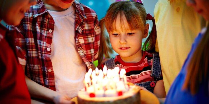 Originální oslava narozenin na indoor minigolfu v OC Futurum
