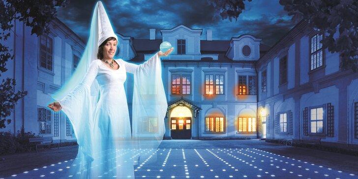 Předjarní čokoládové prohlídky zámku Loučeň s Bílou paní