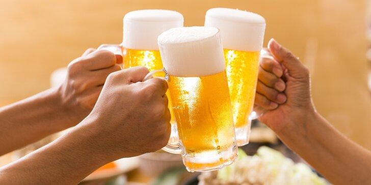 Pivnice U Kance: Přijďte posedět nad moky z chudenického pivovaru