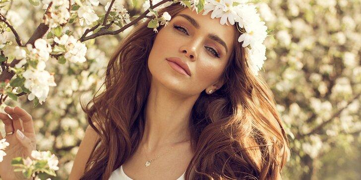 Regenerační a omlazující péče o pleť vč. masáže obličeje, krku a dekoltu
