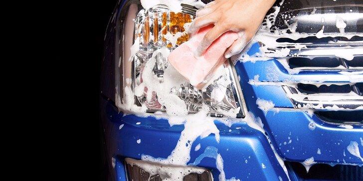 Kvalitně a pečlivě: Ruční mytí exteriéru a interiéru vašeho auta
