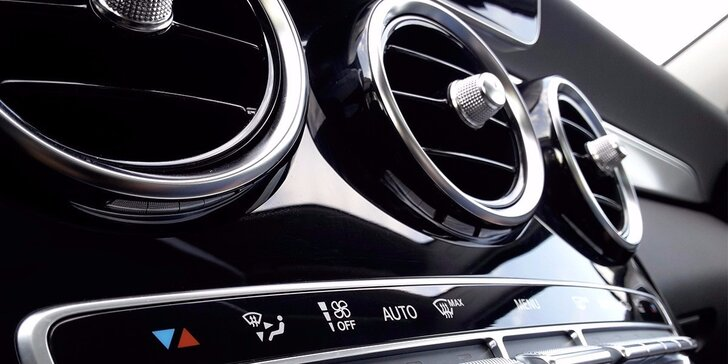 Profesionální péče o váš vůz – čištění a doplnění klimatizace