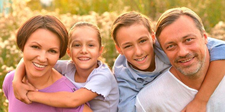 Beskydská idylka: Pobyt pro 2 dospělé a 2 děti do 10 let s farmářskou polopenzí
