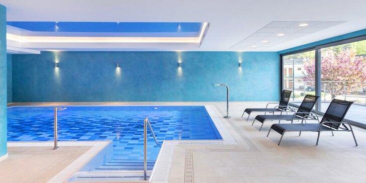 Relaxace v Trenčianských Teplicích: polopenze, sauny, bazén a další wellness