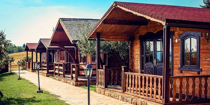 Pohodový oddych pro dva se snídaní a relaxem nedaleko ZOO a safari Dvůr Králové