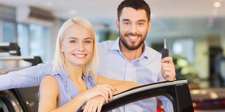 Posílí sebevědomí i nezávislost: Řidičský průkaz skupiny B