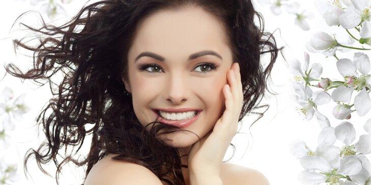 Expres omlazení pleti včetně aplikace séra dle typu pokožky