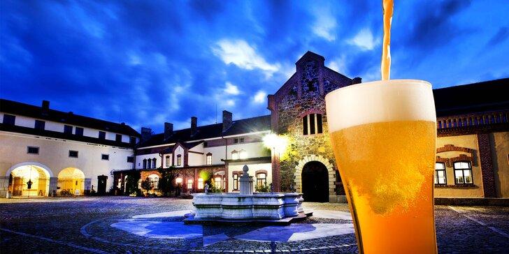 Škola čepování piva s prohlídkou pivovaru Regent pro partu
