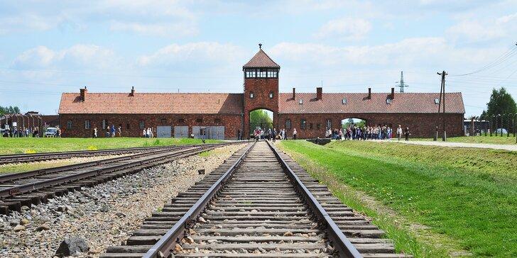 Poznávací exkurze do koncentračních táborů Osvětim a Březinka: odjezdy z Moravy