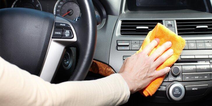 Mytí auta kdekoli: Mobilní ekologická parní automyčka