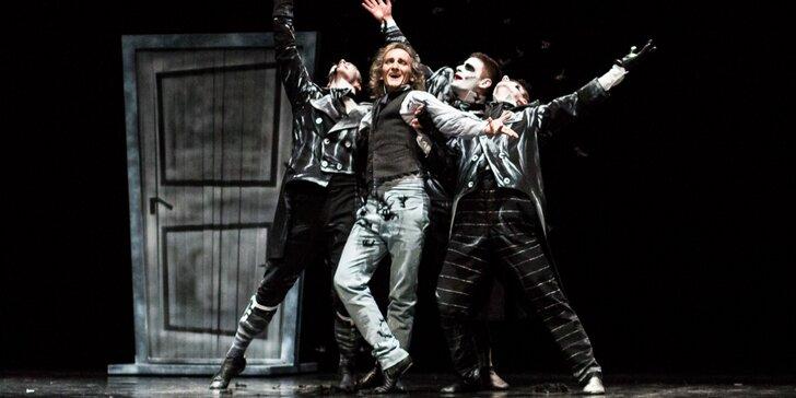 Vstupenka na baletní představení Mysterium času v Divadle na Vinohradech