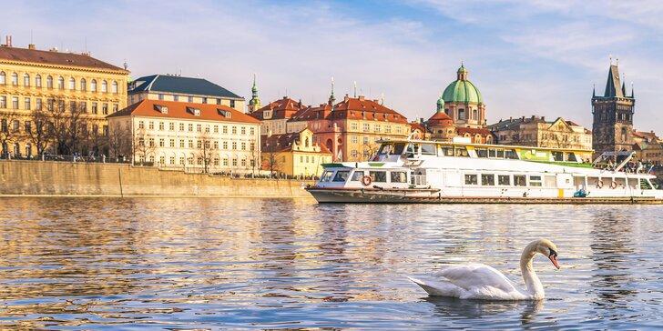 Pobyt v centru Prahy na 1–3 noci s možností sauny a ochutnávky piva