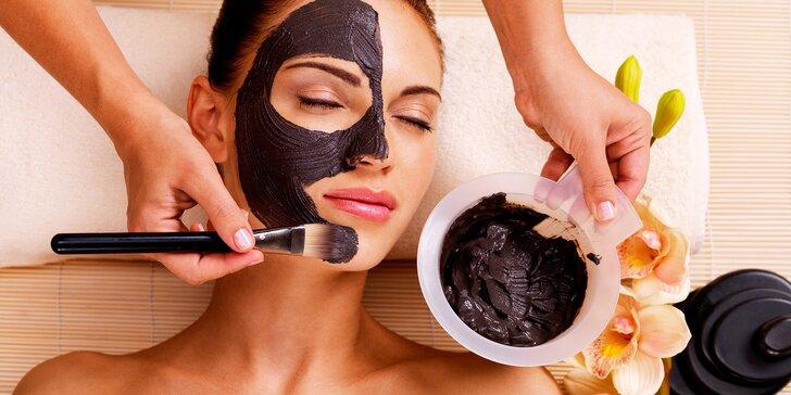 90minutové ošetření pleti: manuální liftingová masáž obličeje i péče o ruce
