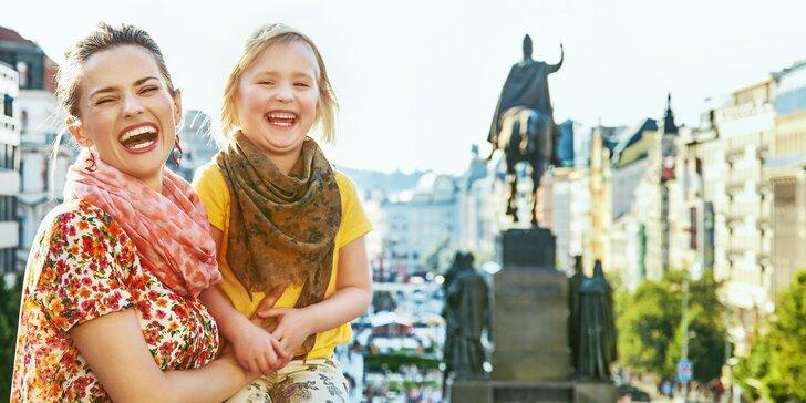 Zábavná prohlídka Prahy pro děti: Poklad na Starém Městě