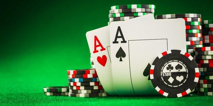 Škola pokeru s profesionální hráčkou Adélou Pecháčkovou
