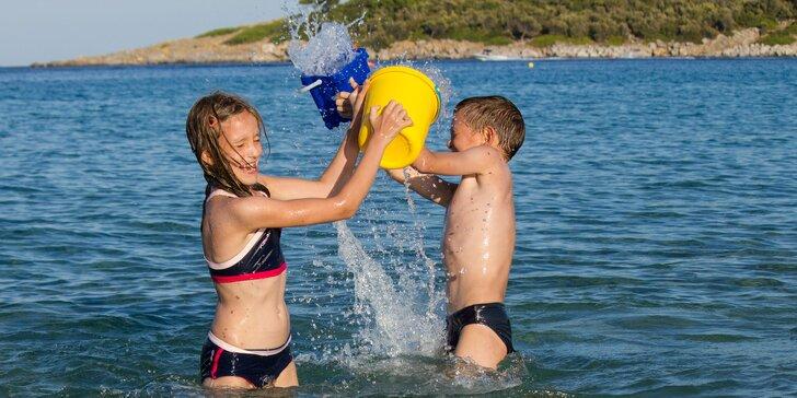 Prázdniny u moře - 10 dní na dětském uměleckém táboře v Chorvatsku