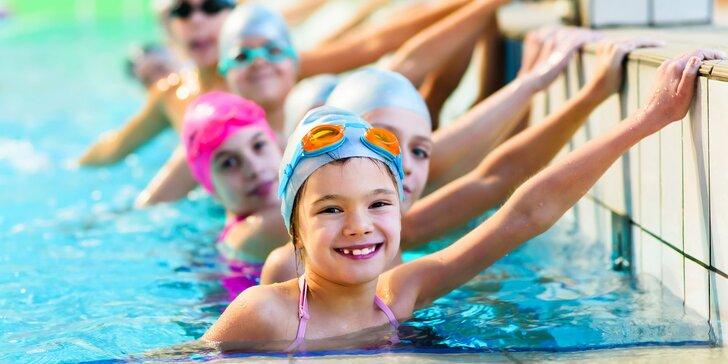 Zdokonalovací plavání: kurz se zkušenými instruktory pro plavce od 8 let