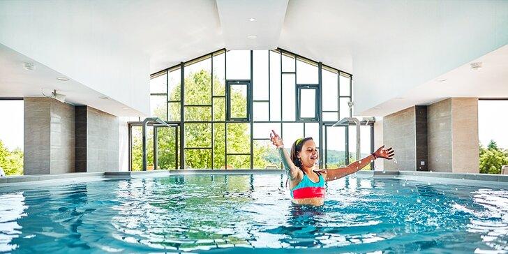 4* pobyt s neomezeným vstupem do termálních lázní, saun a energetického parku
