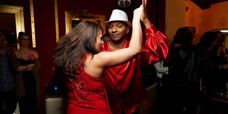 Noc v rytmu salsy - kubánská párty se školou tance a živou hudbou (10. 3.)