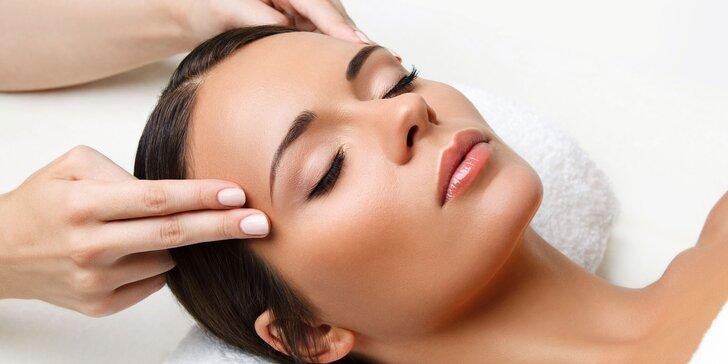 Kompletní kosmetické ošetření včetně radiofrekvence obličeje