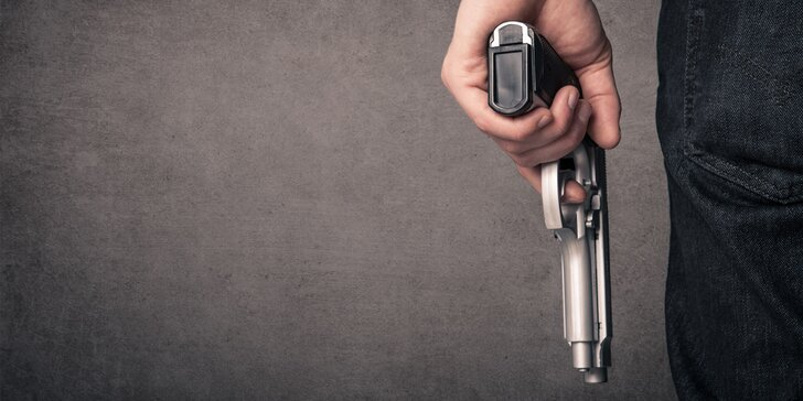 Půldenní kurz defenzivní střelby se zaměřením na sebeobranu