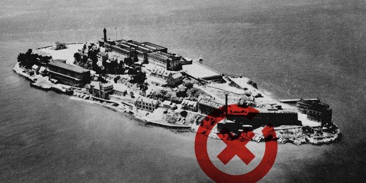 Pokořte zdi nejstřeženější věznice světa v nové únikové hře Útěk z Alcatrazu