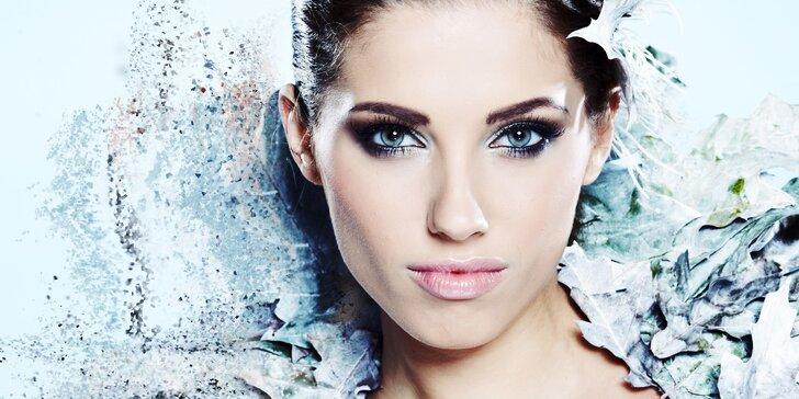 Královnou krásy hned po probuzení: permanentní make-up linek, obočí či rtů