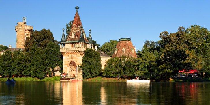 Sobotní výlet: Zámek a zahrady Laxenburg s návštěvou Slavnosti růží v Badenu