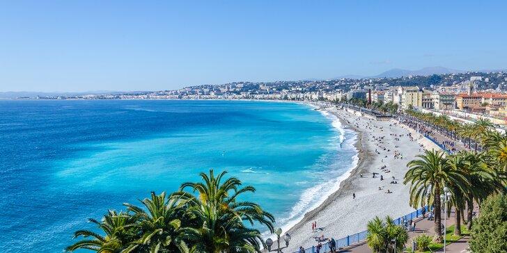 Poznejte Provence: filmové Cannes, malebné Nice i četnické St. Tropez