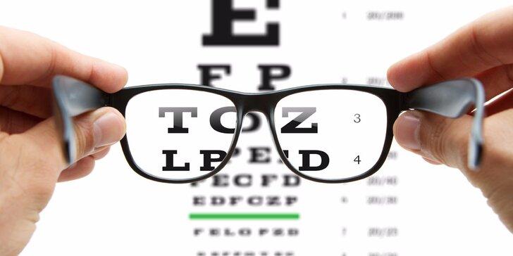 Italské dioptrické brýlové čočky