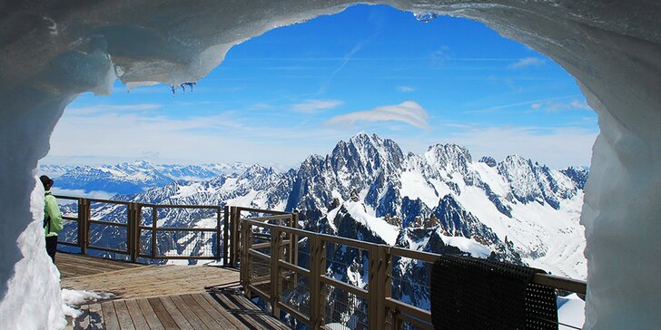 To nejkrásnější z Alp - zájezd do Švýcarska, Francie a Itálie vč. 3 nocí v hotelu