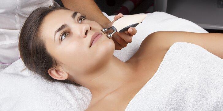 Luxusní omlazovací kúra s masáží k vyhlazení vrásek a oživení pleti