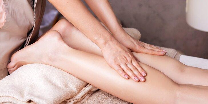 Hodinová ruční masáž: Zatočte s celulitidou i se škodlivými látkami v těle