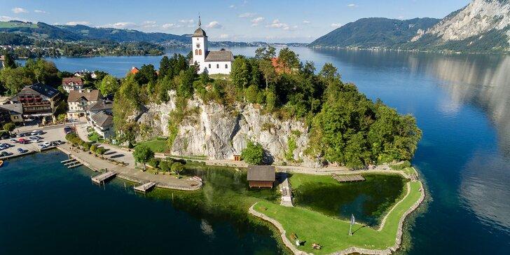 Solná komora, Berchtesgaden i Orlí hnízdo s ubytováním na 2 noci a snídaní