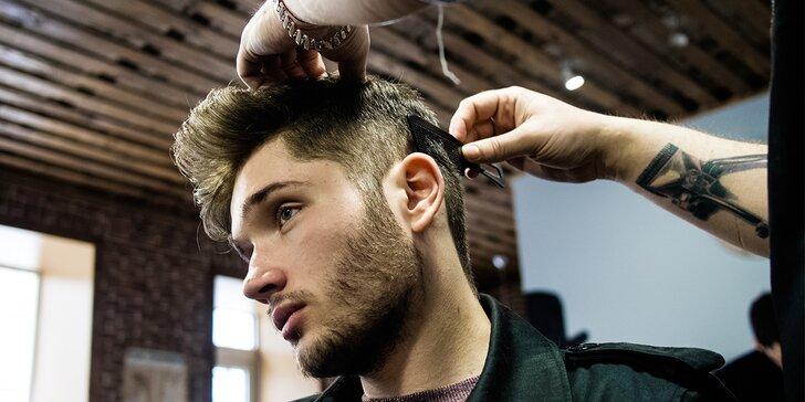 Moderní střih s vlasovou grafikou na míru vaší osobnosti