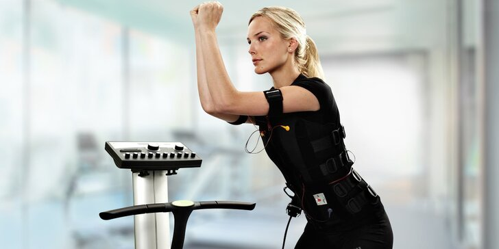 Cvičení pro ty, kteří nemají času nazbyt: 1 či 3 tréninky s elektrostimulací svalů