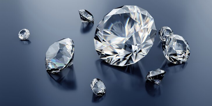 Vstup do Diamond Prague Musea pro jednoho i skupinu a diamant pro štěstí