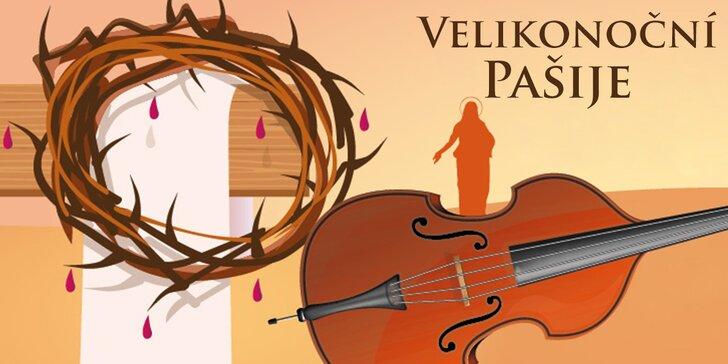 Velikonoční Pašije aneb Komedie o slavném vzkříšení Páně – koncert v Klementinu