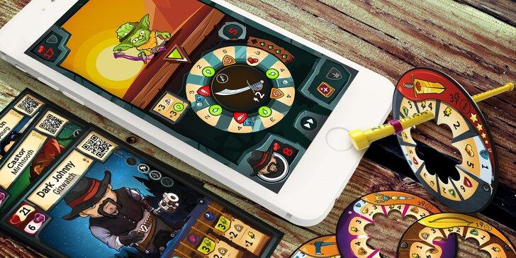 Přijďte si zahrát a vyhrát: Stírací sběratelská karetní hra Scratch Wars