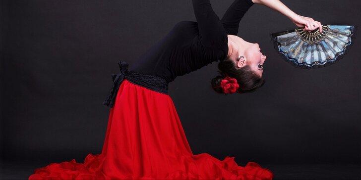 10 lekcí orientálních tanců v jarních tanečních kurzech