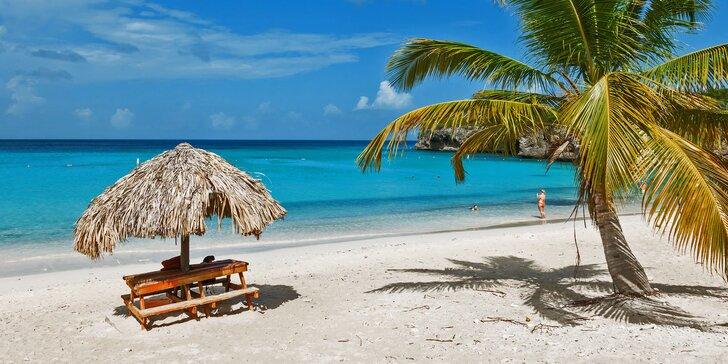 Záloha na zájezd do Karibiku: 12 dní nabitých exotikou, výlety a šnorchlováním