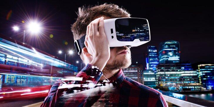 Ponořte se do jiné dimenze: virtuální realita pro jednotlivce i skupiny