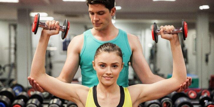 Osobní trenér splní vaše přání: Zhubnout, nabrat, vytvarovat, zpevnit