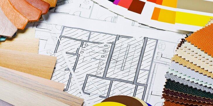Vdechněte svému domovu život - profesionální 3D návrh interiéru do 35 m²